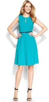 CK Teal Dress